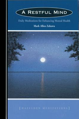 A Restful Mind By Zabawa, Mark Allen