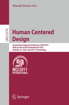 Human Centered Design By Kurosu, Masaaki (EDT)